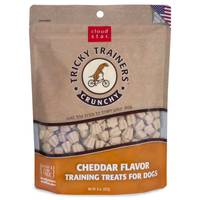 Cloud Star 8 oz Tricky Trainers Crunchy Dog Cheddar Training Treats from Blain's Farm and Fleet