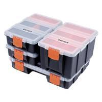 Meridian International 4-Piece Tactix Plastic Organizer Set from Blain's Farm and Fleet