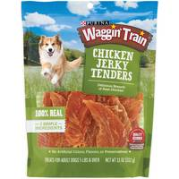 Purina Waggin' Train Chicken Jerky Tenders Dog Treats from Blain's Farm and Fleet