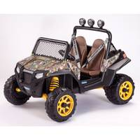 Peg Perego Camouflage Polaris RZR 900 Vehicle from Blain's Farm and Fleet