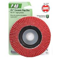 Shopsmith Ceramic Flap Disc from Blain's Farm and Fleet