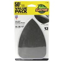 Gator Assorted Mouse Sanding Sheets from Blain's Farm and Fleet