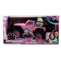 Jada RC Girlmazing Radio Control Jeep Wrangler Assortment from Blain's Farm and Fleet