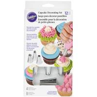 Wilton 12 Piece Cupcake Decorating Set from Blain's Farm and Fleet