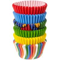 Wilton Multi - Colored Mini Baking Cups from Blain's Farm and Fleet