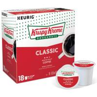Krispy Kreme Doughnuts Smooth Coffee K - Cups from Blain's Farm and Fleet