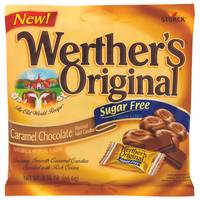Werther's Original Sugar Free Caramel Chocolate from Blain's Farm and Fleet