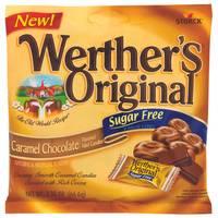 Werther's Original Sugar Free Caramel Chocolate from Blain's Farm and Fleet