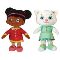 Jakks Pacific Daniel Tiger's Neighborhood Mini Plush Assortment from Blain's Farm and Fleet