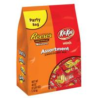 Hershey's Kit Kat and Reese's Assortment Chocolate Mix from Blain's Farm and Fleet