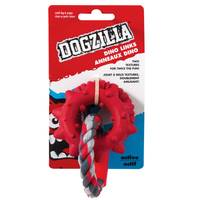 Petmate Dogzilla DinoLink Small Dog Toy from Blain's Farm and Fleet