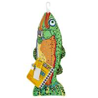 Petmate Incredible Strapping Yankers Trout Dog Toy from Blain's Farm and Fleet