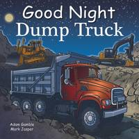 Good Night Books Good Night Dump Truck Book from Blain's Farm and Fleet