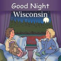 Good Night Books Good Night Wisconsin Book from Blain's Farm and Fleet