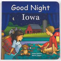 Good Night Books Good Night Iowa Book from Blain's Farm and Fleet