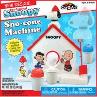 Cra-Z-Art Snoopy Snow Cone Machine from Blain's Farm and Fleet