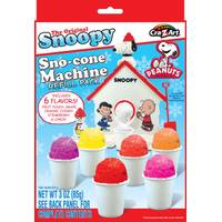 Cra-Z-Art Snoopy Snow Cone Machine Refill Pack from Blain's Farm and Fleet