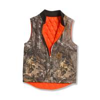 Carhartt Youth Rev Twill Vest Realtree from Blain's Farm and Fleet