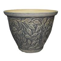 Southern Patio Harmony Stone Planter from Blain's Farm and Fleet