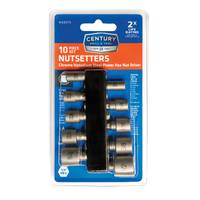 Century Drill & Tool 10 Piece Nutsetter Set from Blain's Farm and Fleet