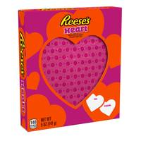 Reese's 5 Ounce Peanut Butter Cups In Valentine's Heart Box from Blain's Farm and Fleet