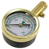 Bell Dial Gauge with Bleeder from Blain's Farm and Fleet