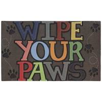 Mohawk Wipe Your Paws Stitch Welcome Mat from Blain's Farm and Fleet
