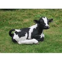 Showtime Sales Small Black & White Cow Statue from Blain's Farm and Fleet