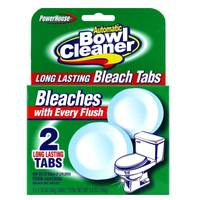 Powerhouse 2 Count Bowl Cleaner Bleach Tabs from Blain's Farm and Fleet