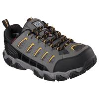 Skechers Men's Blais Steel Toe Hiking Shoe from Blain's Farm and Fleet