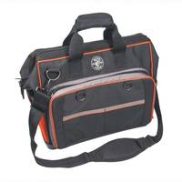 Klein Tools Tradesman Pro Extreme Electrician's Bag from Blain's Farm and Fleet
