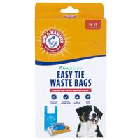 Arm & Hammer Easy Tie Waste Bags from Blain's Farm and Fleet