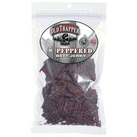 Old Trapper 10 oz Peppered Beef Jerky from Blain's Farm and Fleet
