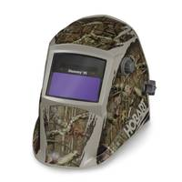 Hobart Discovery Series Camo Auto-Darkening Welding Helmet from Blain's Farm and Fleet