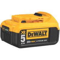 DEWALT 20V Max XR 5.0ah Lithium-Ion Battery from Blain's Farm and Fleet
