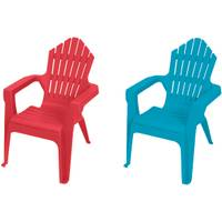 H2O! Recreation Kiddie Adirondack Chair Assortment from Blain's Farm and Fleet