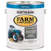 Rust-Oleum Farm & Implement Ford Paint from Blain's Farm and Fleet