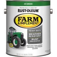 Rust-Oleum Farm & Implement John Deere Green Paint from Blain's Farm and Fleet