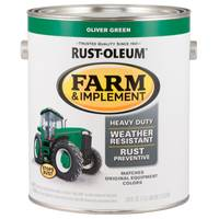 Rust-Oleum Farm & Implement Rust-Resistant Oliver Green Paint from Blain's Farm and Fleet