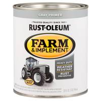 Rust-Oleum Farm & Implement Gray Primer from Blain's Farm and Fleet