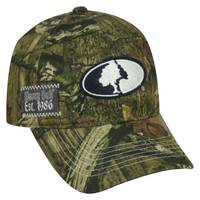 Outdoor Cap Men's Mossy Oak Patch Cap from Blain's Farm and Fleet