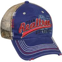 Outdoor Cap Men's Realtree Logo Camo Meshback Ball Hat from Blain's Farm and Fleet