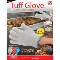 As Seen On TV 2-Pack Tuff Glove Hot Surface Oven Gloves Assortment from Blain's Farm and Fleet