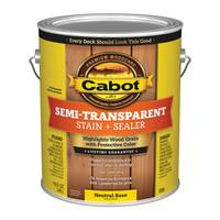 Cabot Semi-Transparent Deck & Siding Stain from Blain's Farm and Fleet