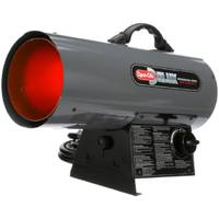 Dyna-Glo Deluxe 30K - 60K BTU LP Forced Air Heater from Blain's Farm and Fleet