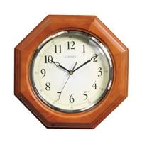 Chaney Octagon Wood Clock from Blain's Farm and Fleet