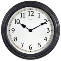 Chaney Antique Black Arabic Clock from Blain's Farm and Fleet