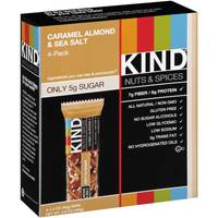 Kind Plus Caramel Almond & Sea Salt Bars from Blain's Farm and Fleet