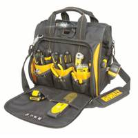 DEWALT 41 Pocket Lighted Tech Tool Bag from Blain's Farm and Fleet