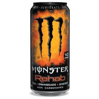 Monster Energy Rehab Orange-Lemonade from Blain's Farm and Fleet